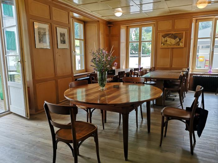 Cafe in Hotel Diesbach